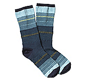 MIXED-PATTERN CREW SOCKS