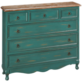 Narrow Cottage Chest