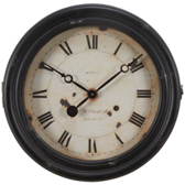 Billiard Wall Clock-Round-Regulator