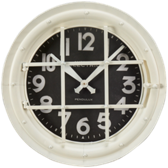 Billiard Wall Clock-Round Gymnasium