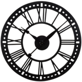 Wall Clock-Abbey XXL