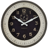 Billiard Wall Clock-Round-Skyway