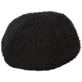 Pitch Black Bean Bag