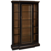 Luxe Lighted Bookcase
