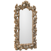 Ornate Leaner Mirror