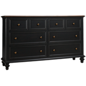 Ravenwood 6 Drawer Dresser