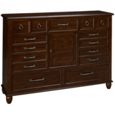 Carolina 9 Drawer Dresser