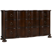 9 Drawer River House Dresser