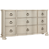 River House 9 Drawer Dresser
