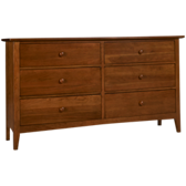 Gatherings 6 Drawer Dresser