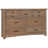 Transitions 7 Drawer Dresser