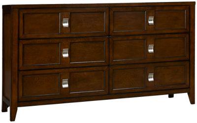 samuel lawrence bayfield 6 drawer dresser - Samuel Lawrence Furniture