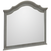 French Market Arched Mirror