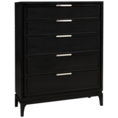 Luxe 5 Drawer Chest