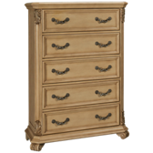 Messina Estates 5 Drawer Chest