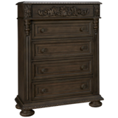 Versailles 5 Drawer Chest