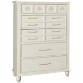 Carolina Perserves 5 Drawer Chest