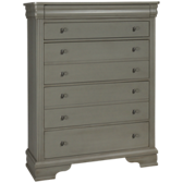 French Market 5 Drawer Chest