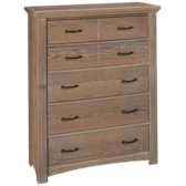 Transitions 5 Drawer Chest