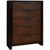 Olympia 5 Drawer Chest