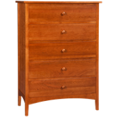 5 Drawer Lift-top Chest