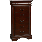 Chateau 6 Drawer Lingerie Chest