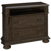 Versailles 2 Drawer Media Chest