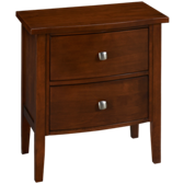 Palisades 2 Drawer Nightstand