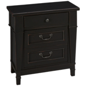 Ravenswood 3 Drawer Nightstand