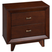 Canali 2 Drawer Nightstand