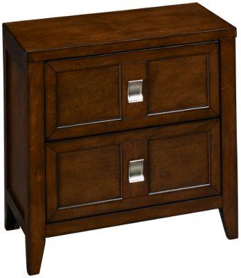samuel lawrence bayfield 2 drawer nightstand product image - Samuel Lawrence Furniture