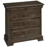 St Germain 4 Drawer Nightstand