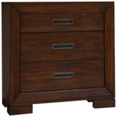 Riata 3 Drawer Nightstand