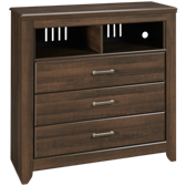 2 Drawer Media Chest