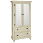 Coventry 2 Door 2 Drawer Armoire