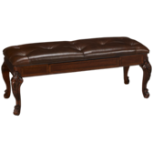 Old World Storage Bench