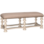 Paula Deen Home Upholstered Bed Bench