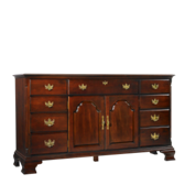 2 Door 9 Drawer Dresser