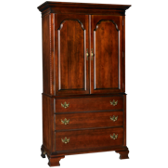 Carriage House Armoire
