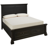 Ravenswood Queen Panel Storage Bed