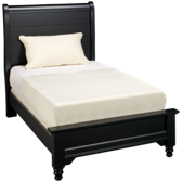 Twin Low Profile Sleigh Bed