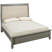 French Market Queen Upholstered Bed