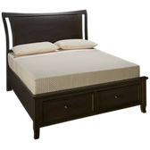 Commentary Queen Storage Bed
