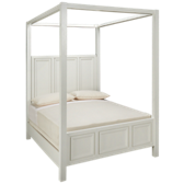 Queen Poster Canopy Bed