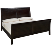 Prospect Creek King Sleigh Bed