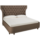 Classics Upholstered King Bed