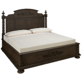 Versailles King Panel Bed