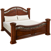 King Mansion Bed