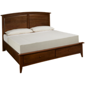 Gatherings King Storage Bed