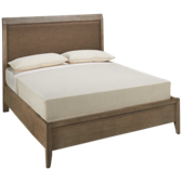 Corliss Landing Queen Upholsterd Platform Bed with Storage